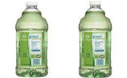 Nice Price! 24% off Green Works All Purpose Cleaner Refill, 64 Ounces {Amazon}