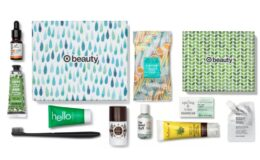 New! April Target Beauty Boxes just $7 Shipped!