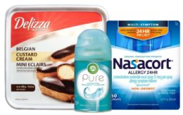 Today's Top New Coupons - Save on Delizza, Air Wick, Nasacort & More