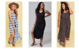 Extra 40% off Housedresses + Free Shipping at Cents of Style! Toni Maxi Dress $12 (Reg.$42.95)