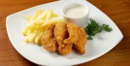 Easy Chicken Fingers Recipe