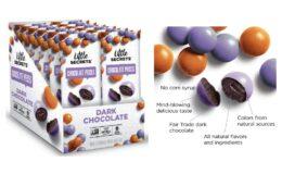 Super Price! Little Secrets Chocolate Pieces, Dark Chocolate Flavor (12 Snack Packs) {Amazon}