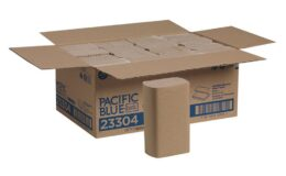 53% off & Available Now! Pacific Blue Basic Recycled Multifold Paper Towels 16 Packs of 250 {Amazon}