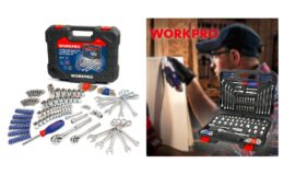 Workpro 145 Piece Mechanic's Tool Set just $39.97 Shipped (was $67.49) at Walmart
