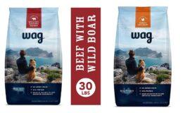 Hot Coupon - 50% off Amazon Brand Wag Dry Dog Food!