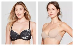 BOGO 50% Off Select Women's Bras & Bralettes at Target Starting at $7.50