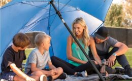 Sport-Brella Ultra SPF 50+ 8' Shade Canopy Umbrella just $23.99 (Reg. $44.99) at Woot!
