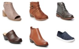 70% Off Clearance Shoes + 20% Off + $10 Off $25 Starting at just $6.79 Each (Reg. $44.99) at Kohl's