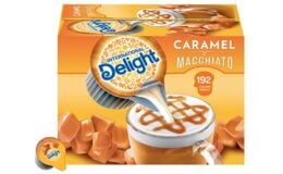 Great Price! International Delight Caramel Macchiato Liquid Creamer, 192 Count
