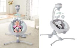 $60 Off Fisher-Price Sweet Surroundings Monkey Cradle 'n Swing