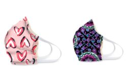 Back in Stock with more cute patterns! Vera Bradley Cotton Face Masks $8