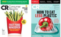 Consumer Reports Magazine $17.99/Year