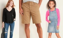 Today Only 60% Off Summer Favorites Shorts, Jeans, Tops, and More!