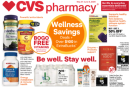 Insider Preview of the Best Deals at CVS starting 5/31