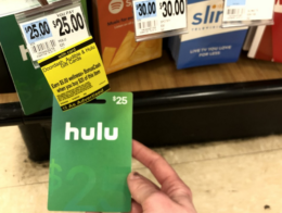 Rite Aid Shoppers - Save Up To $10 on Audible, Hulu, and Door Dash Gift Cards!