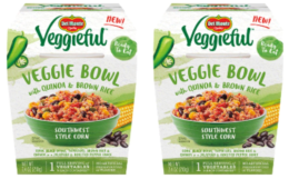 Del Monte VeggieFul Bowls only $1.25 at Stop & Shop