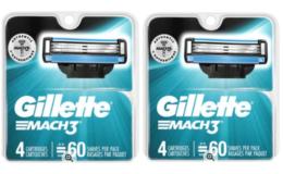 Gillette Mach3 Refill Cartridges as Low as $3.49 at CVS and CVS.com! {Reg. $15.49}