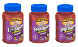 Flintstones Gummie Vitamins as Low as $0.49 at ShopRite!{Ibotta Rebate}