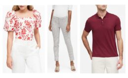Extra 50% off ALL Sale Styles at Banana Republic!