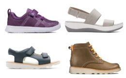 Clarks: Extra 30% Off Everything! Ath Flux Toddler $13.99 (reg.$50) + Free Shipping!