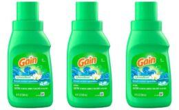 FREE Gain Liquid Laundry Detergent at Dollar General!