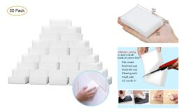 Great Price! Trendbox 50-Pack Magic Cleaning Eraser {Amazon}