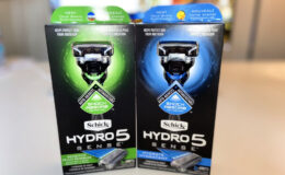 Schick Hydro 5 or Hydro 3 Men's Razor Only $0.99 at CVS! {Starting 5/31}