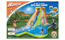 Hot Deal! Banzai Slide 'N Soak Splash Park $374.99 + $70 Kohl's Cash (reg.$399.99)