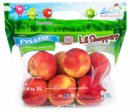 Lil' Snappers Organic Apples 3lb bag Just $1.99 at ShopRite! {No Coupons Needed}
