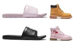 Extra 40% off Sale Styles at Timberland + Free Shipping - Unisex Playa Sands Slides $18 Shipped (Reg.$30)