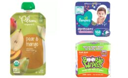 Hot Target Baby Deal! Spend $100 Get $20 Gift Card on Diapers & Wipes, Food, Formula, & More