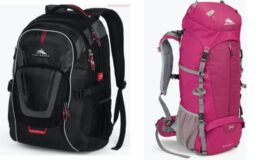 Great Bag Deals 50% off + Free Shipping at High Sierra! Laptop Backpack $37.49 Shipped! (Reg.$75)
