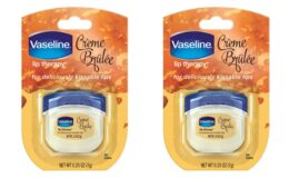 Buy 2 Get 1 Free + 41% Off Vaseline Lip Therapy Lip Balm Mini Creme Brulee Deal + More!