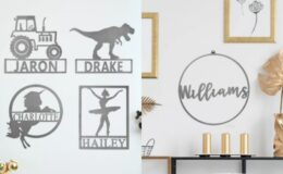 Personalized Metal Signs $19.99 (Reg. $64.99) on Jane.com!