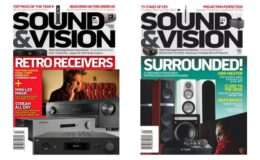 Sound & Vision Magazine For Just $7.95 per Year!
