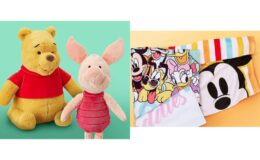 Extra 20% off Sale Items at Shop Disney! Clothing, Toys, & More! Towels just $7.50