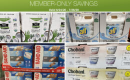 New Costco Members-Only Savings 6/24 - 7/26/20