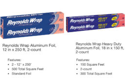 Costco:  Hot Deal on Reynolds Wrap Aluminum Foil - $4.00 off!