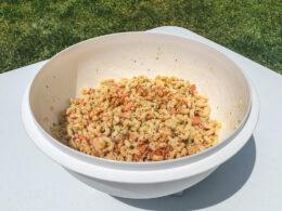 Grandma's Macaroni Salad | Family Favorite!