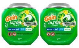 Target Shoppers - $4.26 Gain Ultra Flings, 21ct