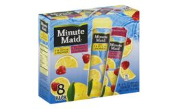 Minute Maid Frozen Soft Lemonade Squeeze tubes as Low as $0.49 at ShopRite! {Rebates}