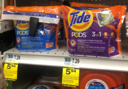 Tide Liquid Laundry Detergent & Pods Only $2.27 at Rite Aid