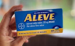 Aleve 40 - 50 Ct. Bottles Only $0.37 at CVS! {Starting 7/12, Reg. $8.49}