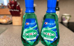 Up to 2 FREE Crest Scope Mouthwashes at CVS!