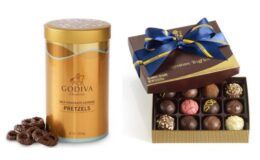 Up to 40% off at Godiva's Semi Annual Sale + Free Shipping on orders $25+