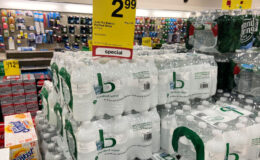 Just the Basics Purified Water 24 Ct. Just $2.99 at CVS! {Less than $0.13 Per Bottle, No Coupons Needed}