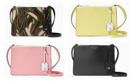 Kate Spade Eva Crossbody Bag just $65 Shipped (Reg $249) Today Only!