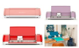 Cricut Explore Air 2 just $199 Shipped at Michael's! Cute Colors!