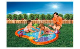 Banzai Sprinkle Friends Play Mat only $12.99 at Walmart!