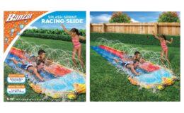 Banzai 16-ft. Splash Sprint Racing Slide $13.49 (Reg.$14.99) at Kohl's!